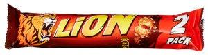 Nestlé Lion 2 pack 60 g