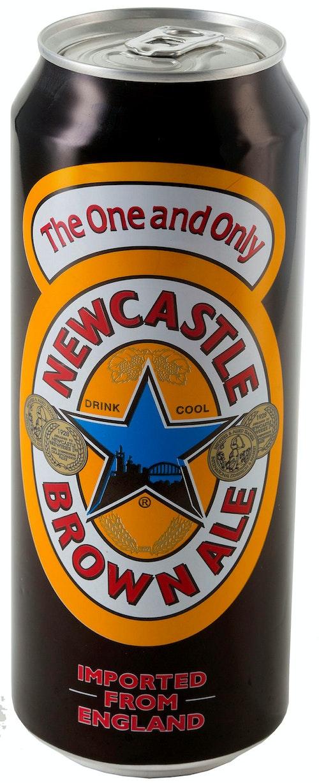 Newcastle Breweries Newcastle Brown Ale 4,5%, 0,5 l
