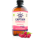 Captain Kombucha California Raspberry