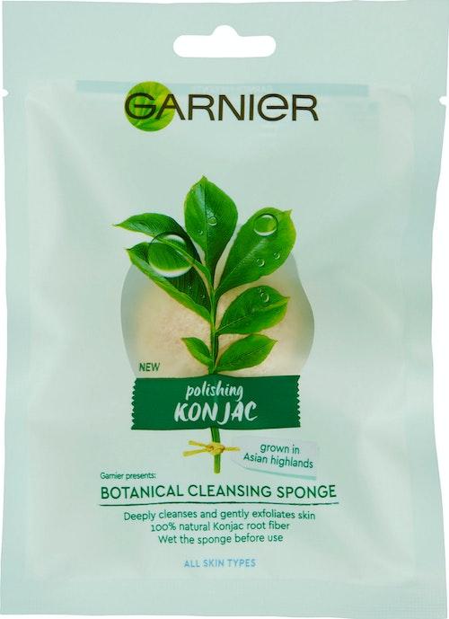 Garnier Konjac Sponge Cleanser Garnier Bio 1 stk