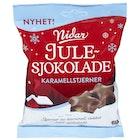 Julesjokolade Karamellstjerner