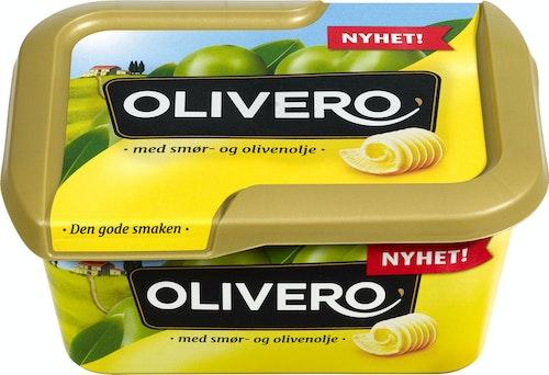 Olivero Olivero Smør- Og Olivenolje 400 g