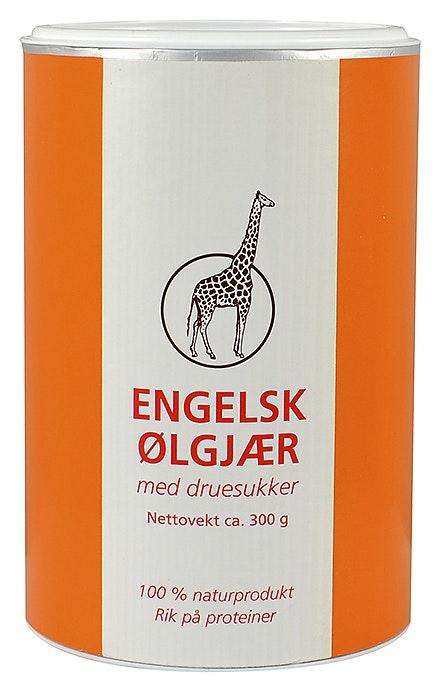 Engelsk Ølgjær Protein 300 g