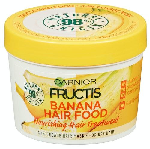 Garnier Banana Nourishing Hair Treatment 390 ml