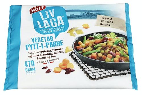 Liv Laga Vegetar Pytt-i-Panne 470 g