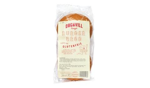Glutenfritt Hamburgerbrød