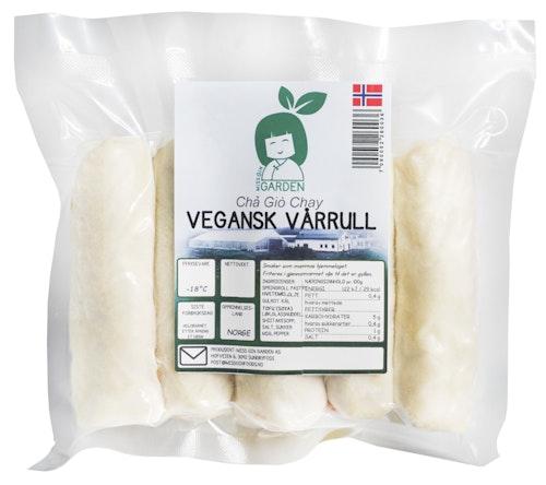 Vegetar Vårruller Fylt Med Tofu Ustekt, 250 g
