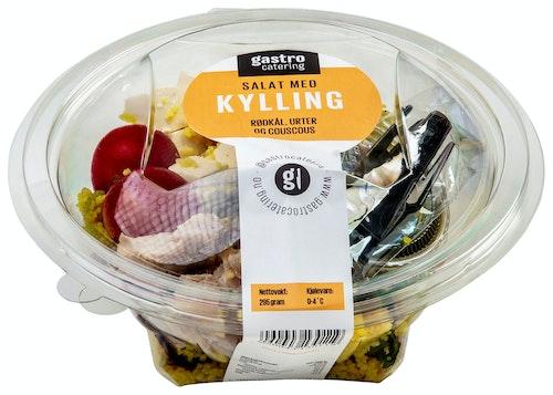 Gastro Kitchen Kyllingsalat 1 stk