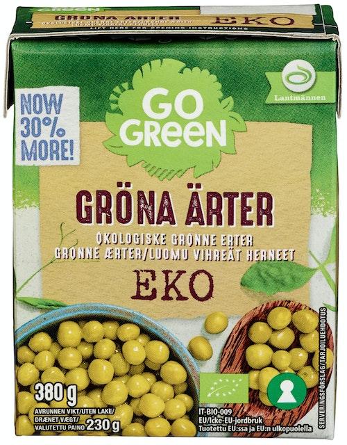 Go Green Erter Grønne 380 g