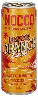Nocco Nocco Blood Orange Del Sol 0,33 l