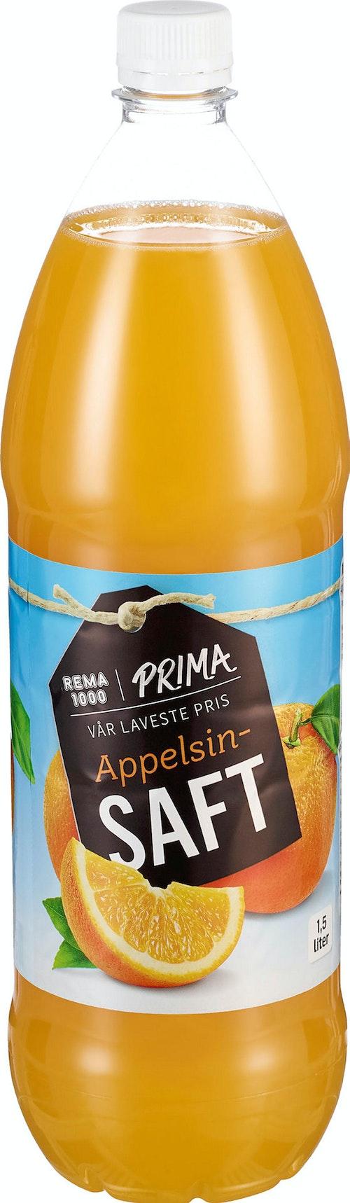 REMA 1000 Appelsinsaft 1,5 l