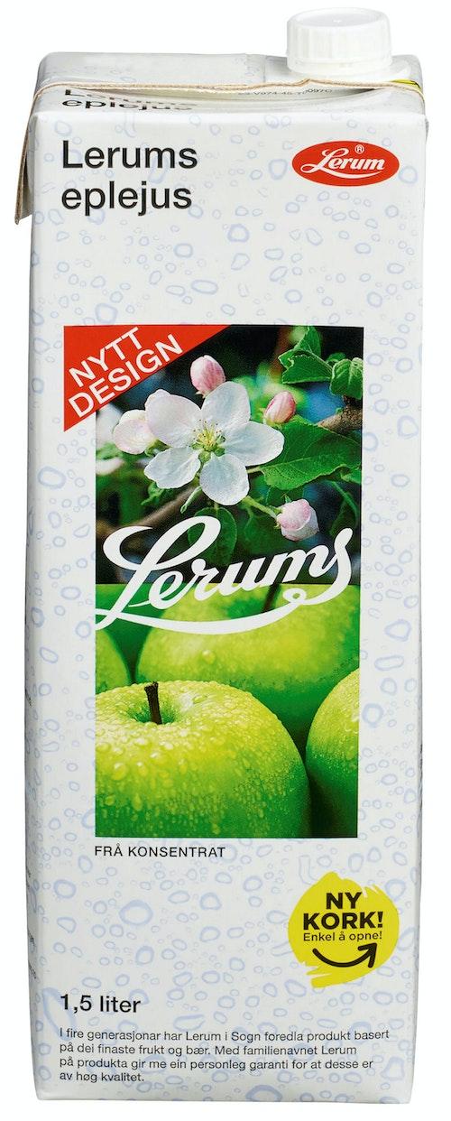 Lerum Eplejuice 1,5 l