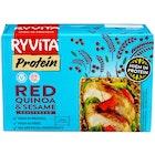 Ryvita Protein Red Quinoa & Sesam