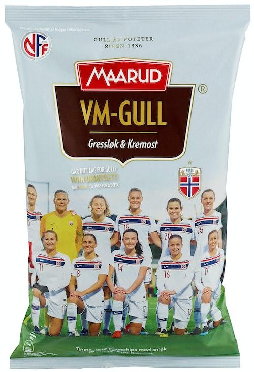 Maarud VM Gull Gressløk & Kremost 290 g
