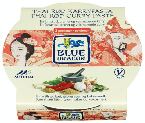 Blue Dragon Red Curry Paste 50 g