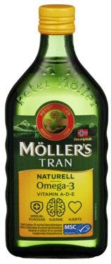 Möller's Tran Naturell, 500 ml