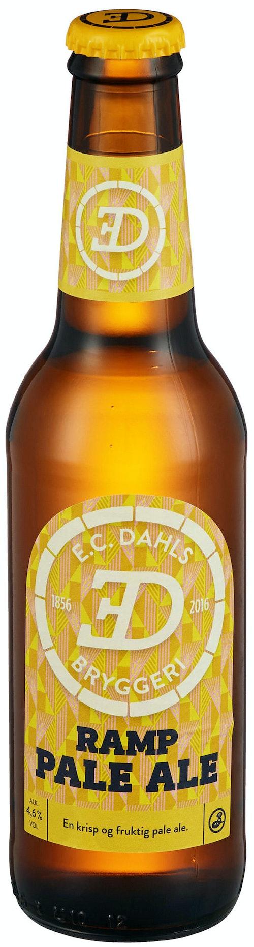 Ringnes ECD Ramp Pale Ale 0,33 l