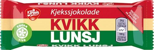 Freia Kvikk Lunsj Mini 24 g
