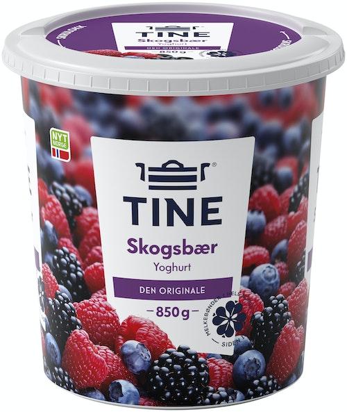 Tine TINE Yoghurt Skogsbær 850 g
