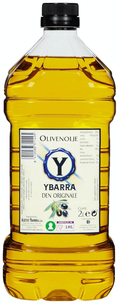 Ybarra Olivenolje 2 l