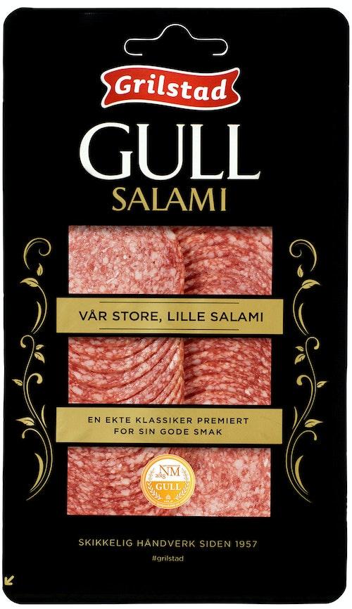 Grilstad Gullsalami 100 g