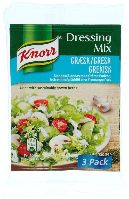 Knorr Dressingmix Gresk 30 g