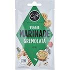 Caj P. Veggie Marinade Gremolata