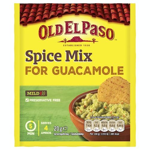 Old El Paso Guacamole Spicemix 20 g