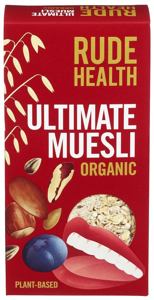 Rude Health Ultimate Muesli Økologisk, 400 g