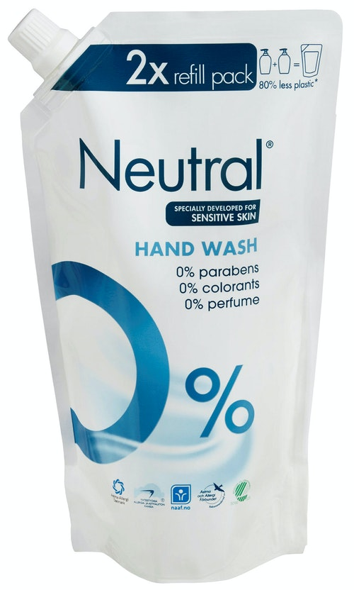 Neutral Håndsåpe Refill 500 ml