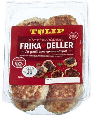 Tulip Ferdigstekt Frikadeller 320 g