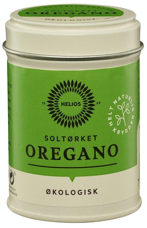 Helios Oregano Økologisk, 6 g