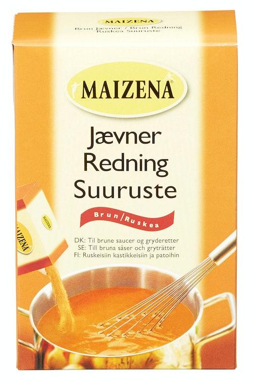 Maizena Maizena Jevner Brun 250 g
