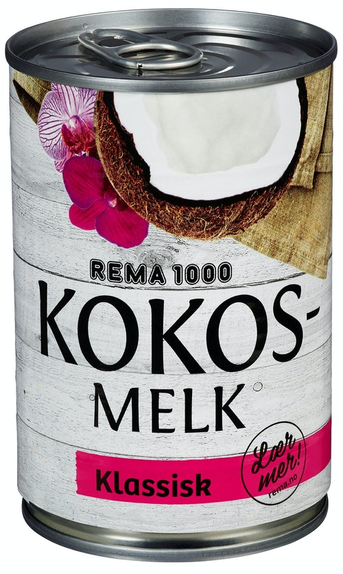 REMA 1000 Kokosmelk 400 ml