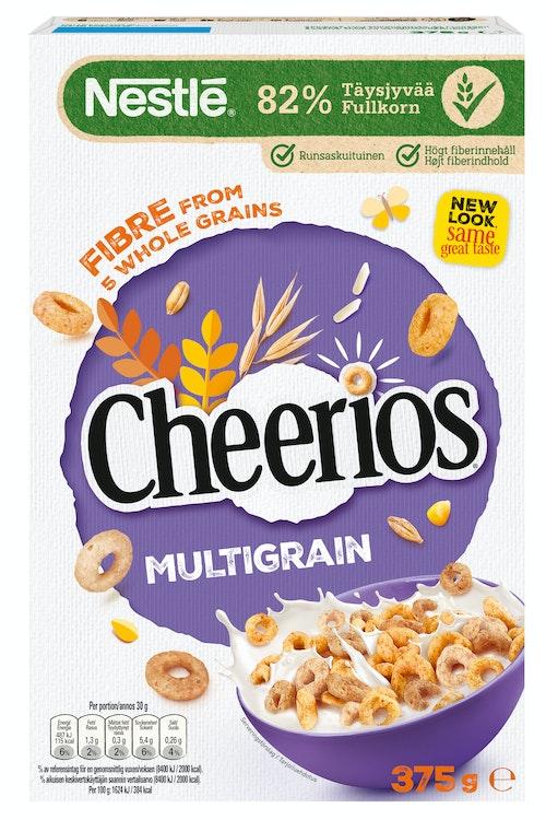 Nestlé Cheerios Multi Frokostblanding 375 g