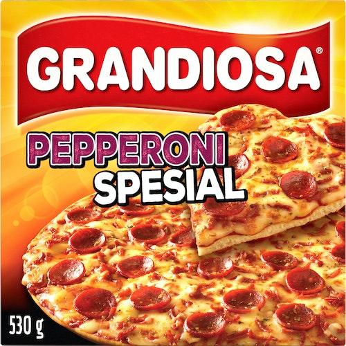 Grandiosa Grandiosa Spesial Pepperoni Pizza 530 g