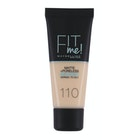 Fit Me Matte & Poreless Porcelain Foundation