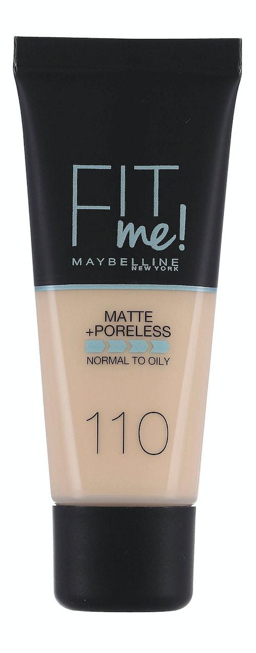 Maybelline Fit Me Matte & Poreless Porcelain Foundation 1 stk