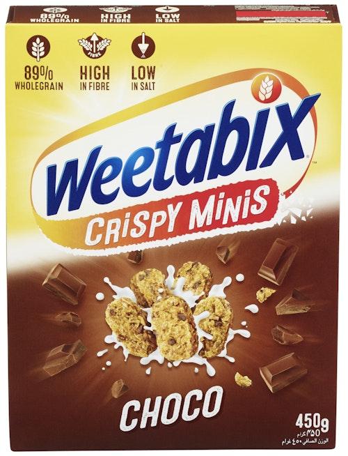 Weetabix Minis choco 450 g
