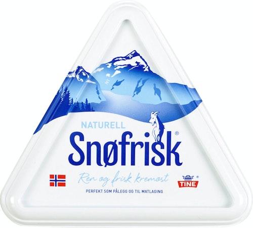 Tine Snøfrisk Naturell 125 g