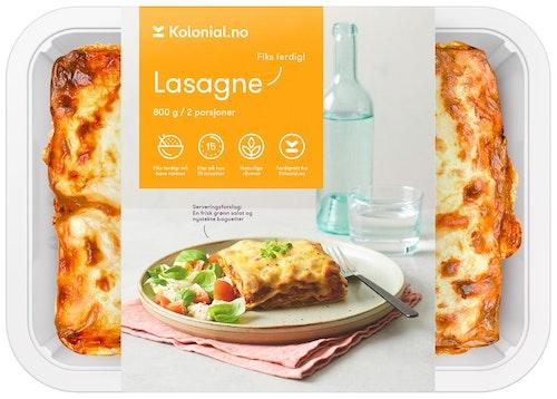Gastro Kitchen Lasagne Fiks ferdig, 2 Porsjoner, 800 g