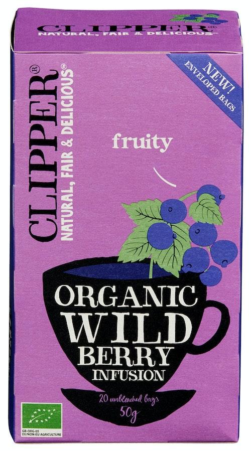 Clipper Te Wild Berry 20 stk