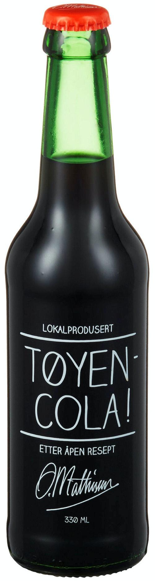 Tøyen-Cola 0,33 l