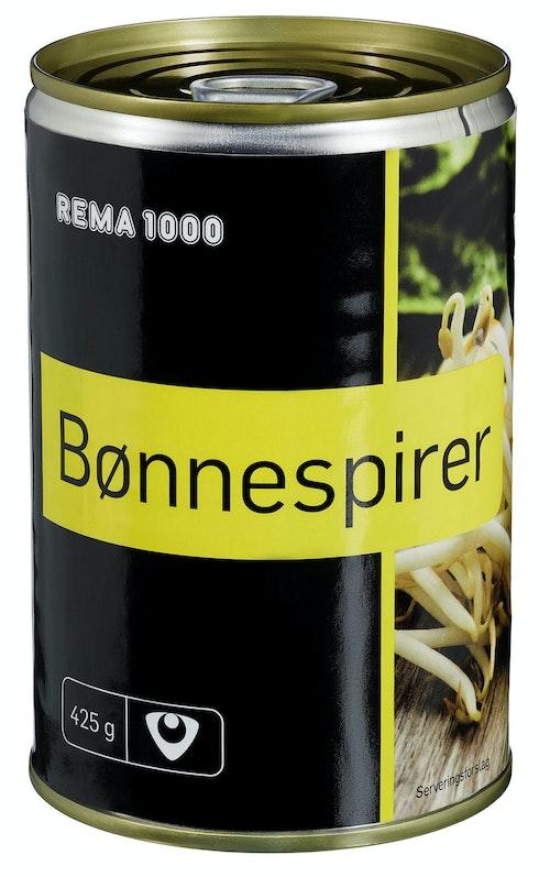 REMA 1000 Bønnespirer 425 g