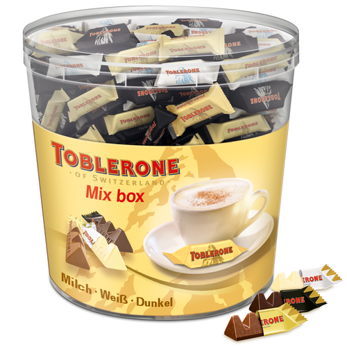 Toblerone Toblerone Tiny Mix Sylinder 904 g