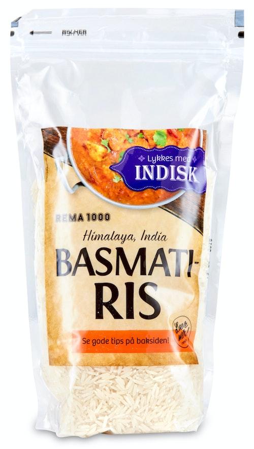 REMA 1000 Basmatiris Løs 500 g