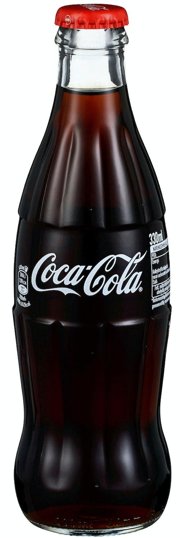 Coca-Cola Coca-Cola Glassflaske, 0,33 l