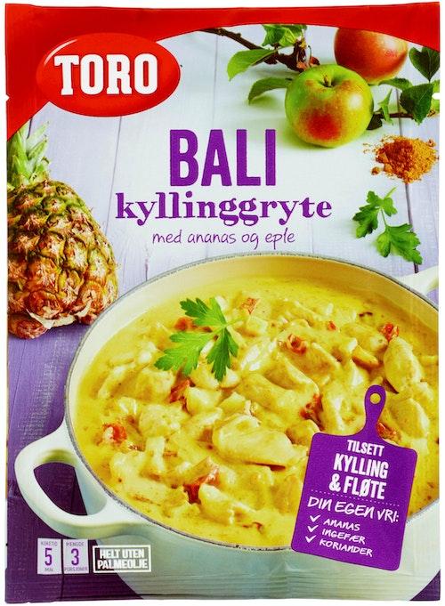 Toro Bali kyllinggryte 71 g