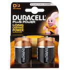 Batteri D Plus Power