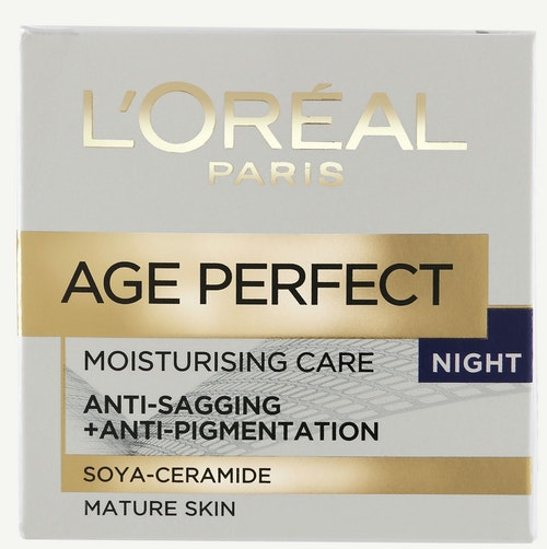 L'Oreal Age Perfect Night Cream 1 stk